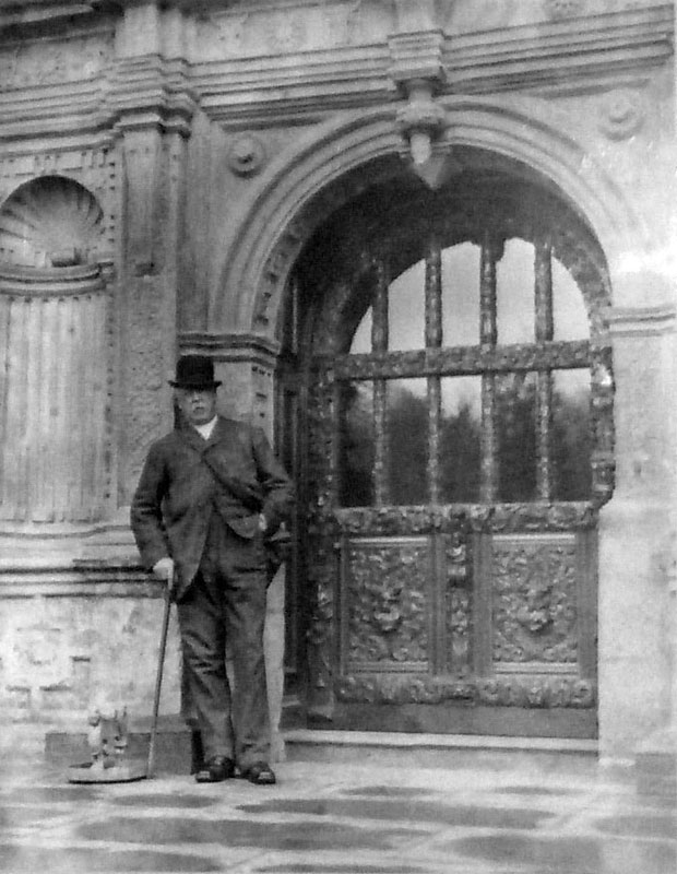 Lord North by the Abbey Door