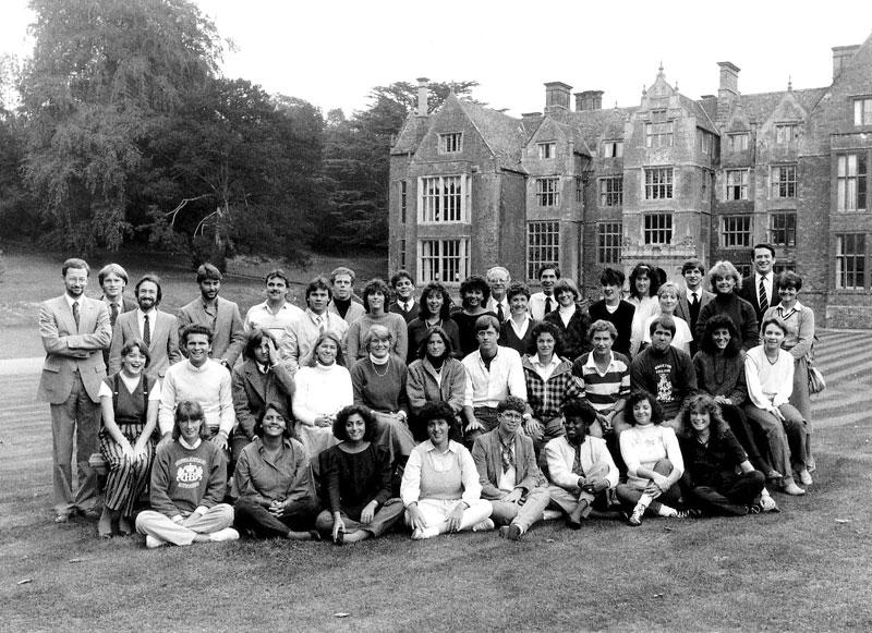 Fall 1984